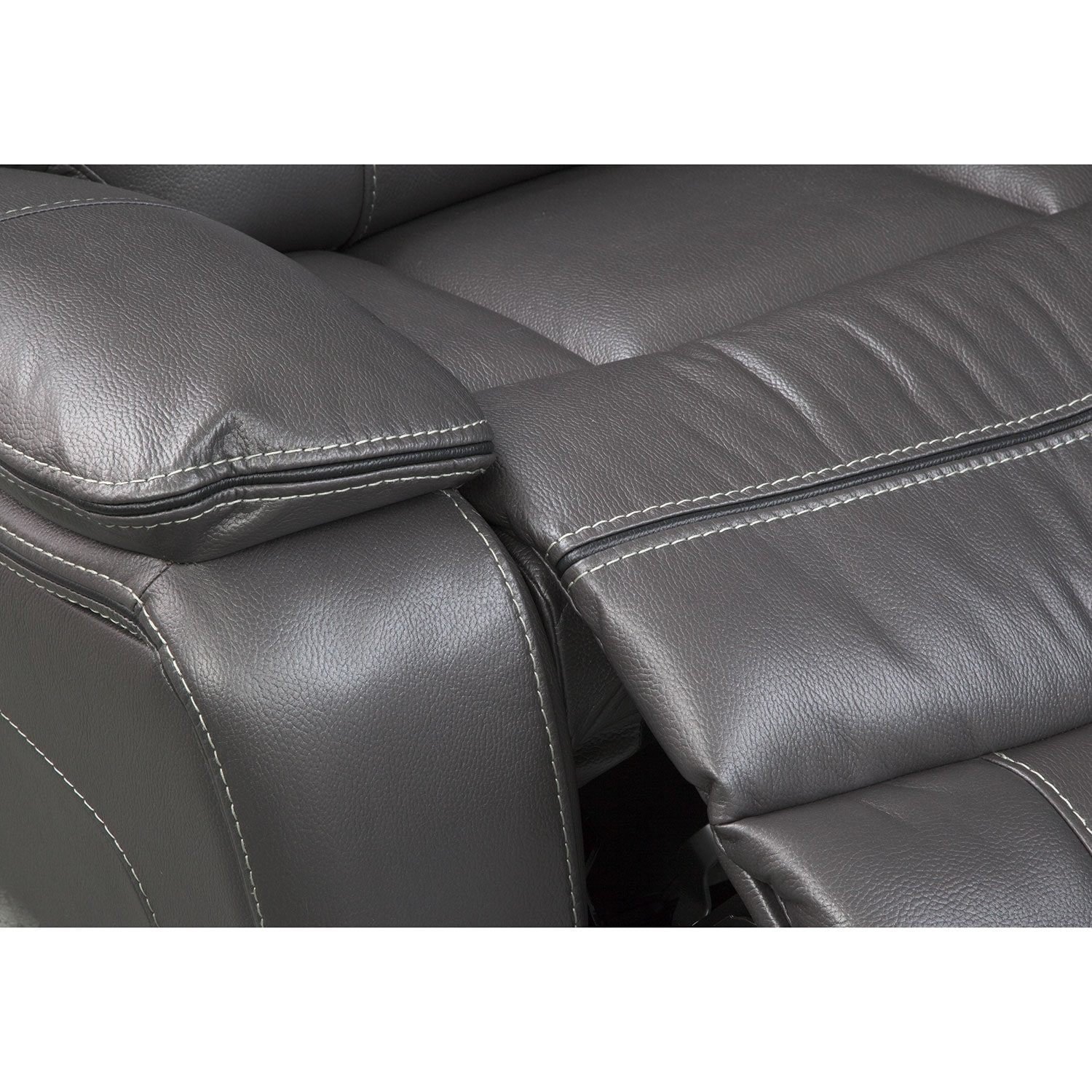 Orlando 6 Piece Power Reclining Sectional with 1 Stationary Chair