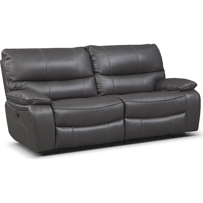 Living Room Furniture - Orlando Power Reclining Sofa