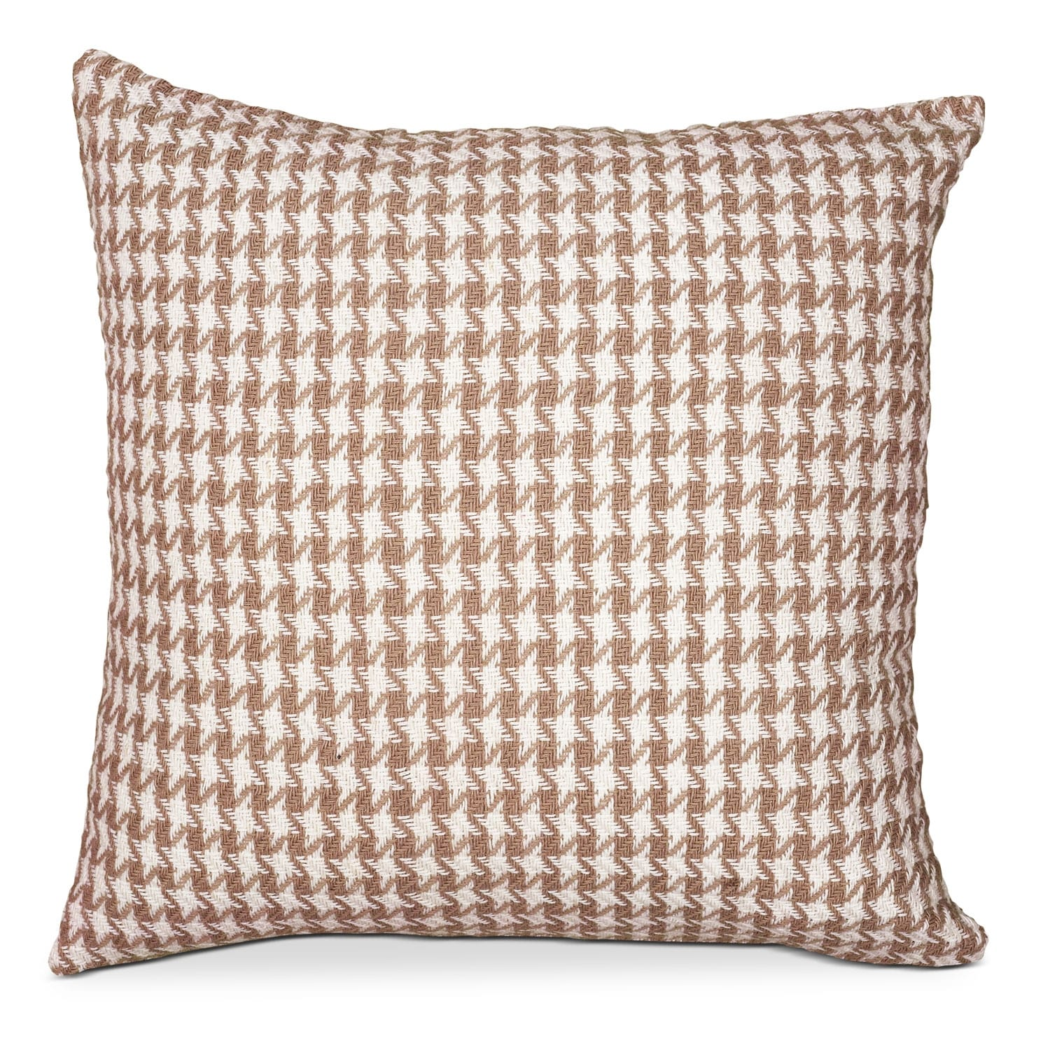 Accent and Occasional Furniture - Paisley Natural Decorative Pillow