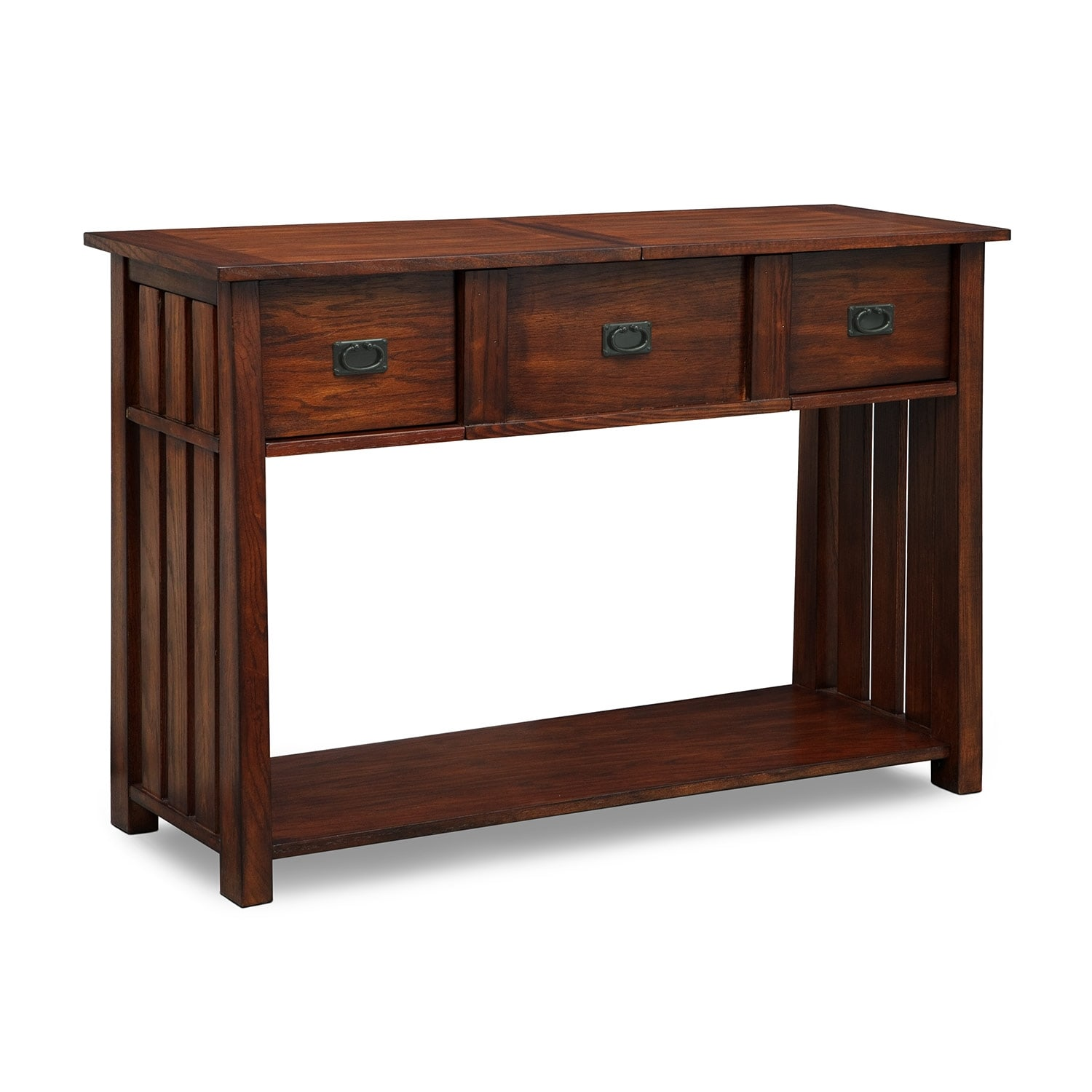Accent and Occasional Furniture - Tribute Sofa Table - Cherry