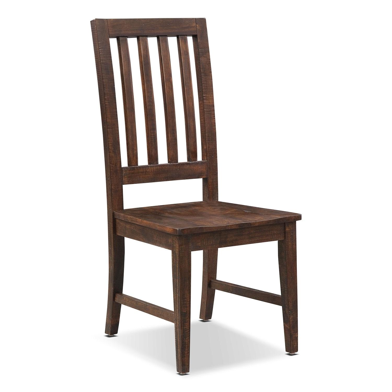 [Ronan Plank Chair]