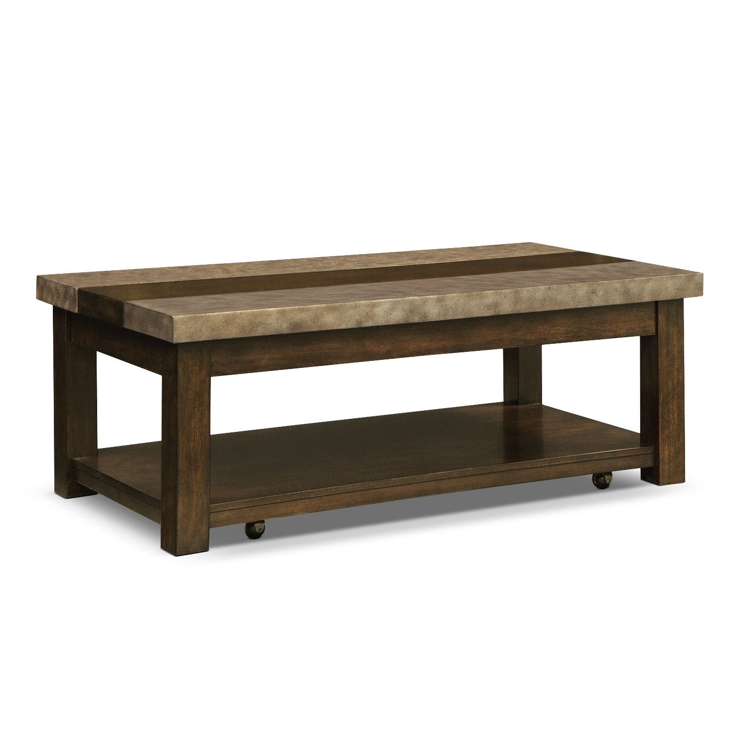 Accent and Occasional Furniture - Plano Lift-Top Cocktail Table