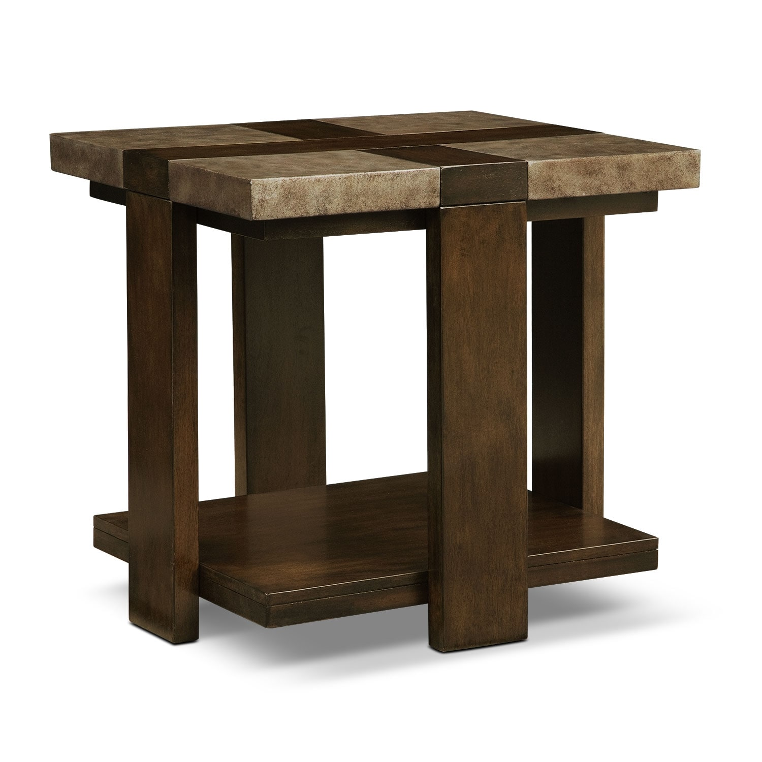 Plano End Table
