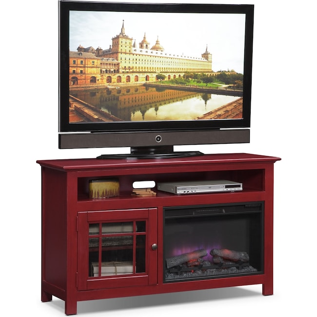 Entertainment Furniture - Merrick Fireplace TV Stand