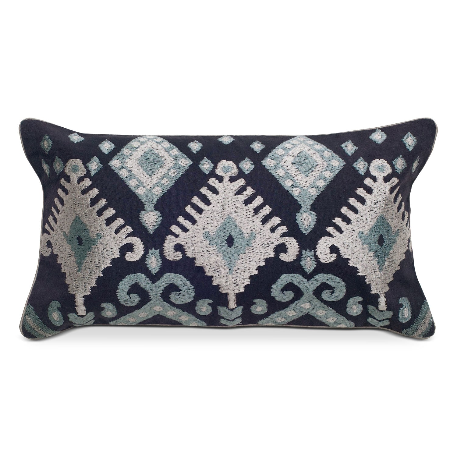Maddy Silver Decorative Pillow