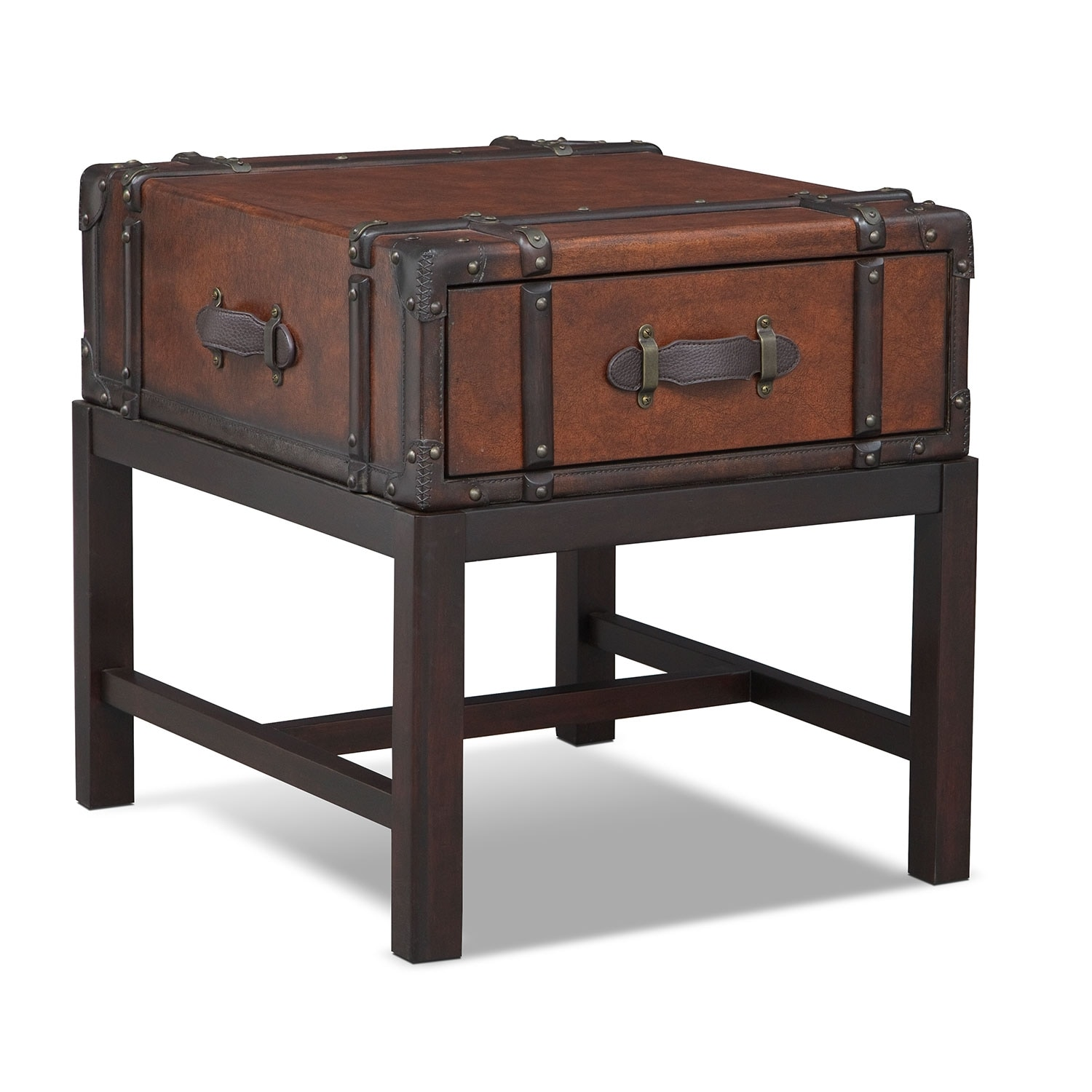 Expedition End Table