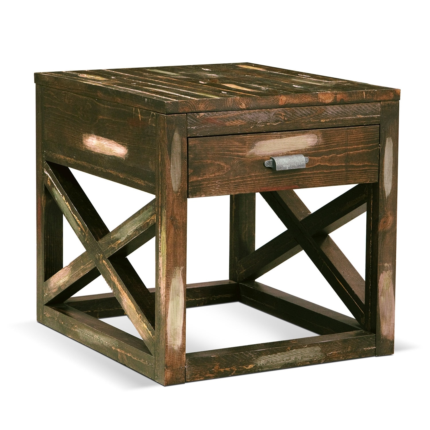 Accent and Occasional Furniture - Monterey End Table