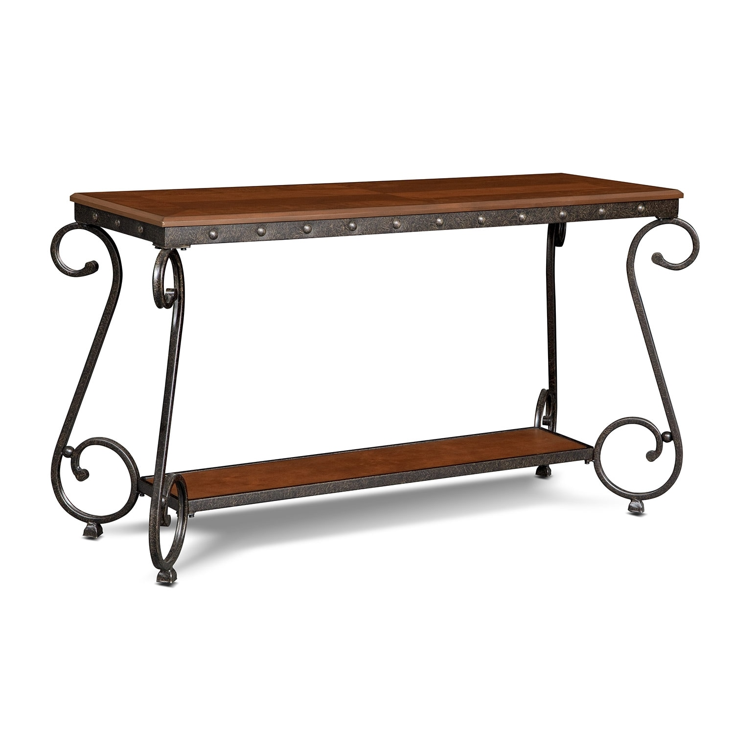 Calistoga Sofa Table Cherry
