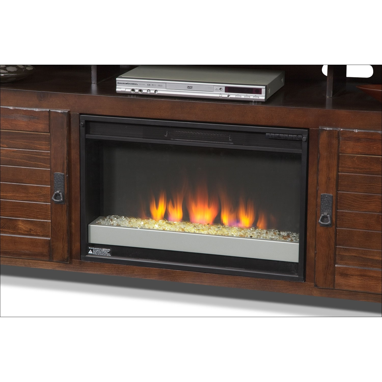 stand inch fireplaces espresso in woodwaves eco console tv fireplace for with stands to floating furniture products bulit geo