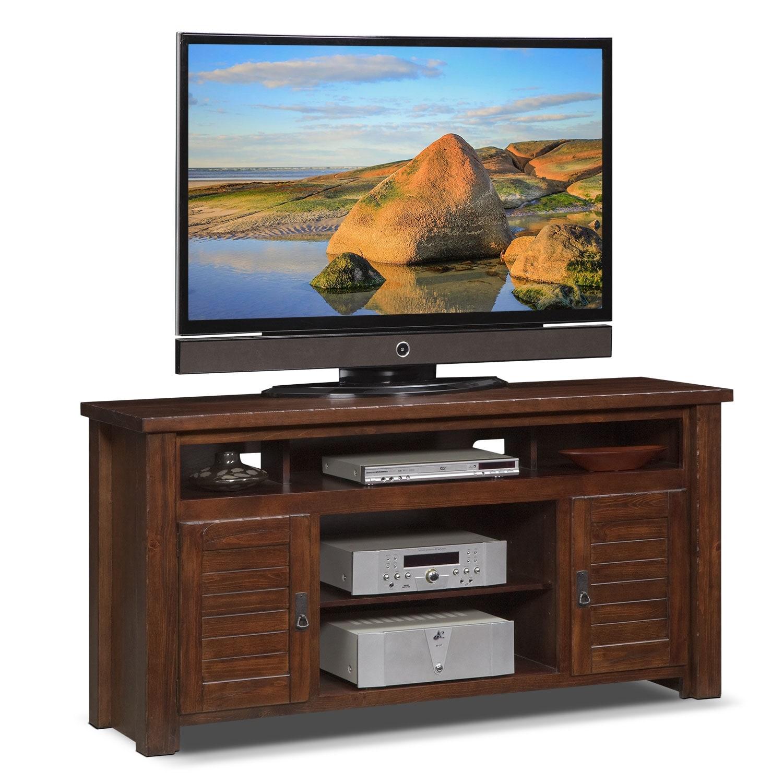 """Entertainment Furniture - Prairie 64"""" TV Stand"""