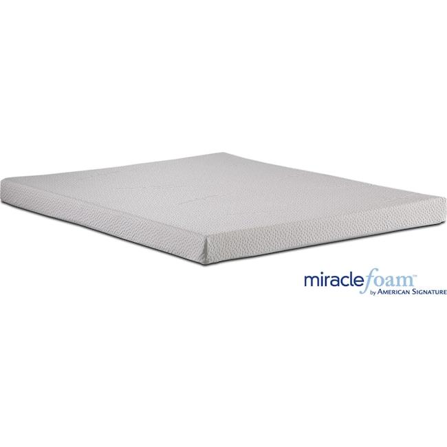 Mattresses And Bedding Dreamer Full Miracle Foam Sleeper Sofa Mattress