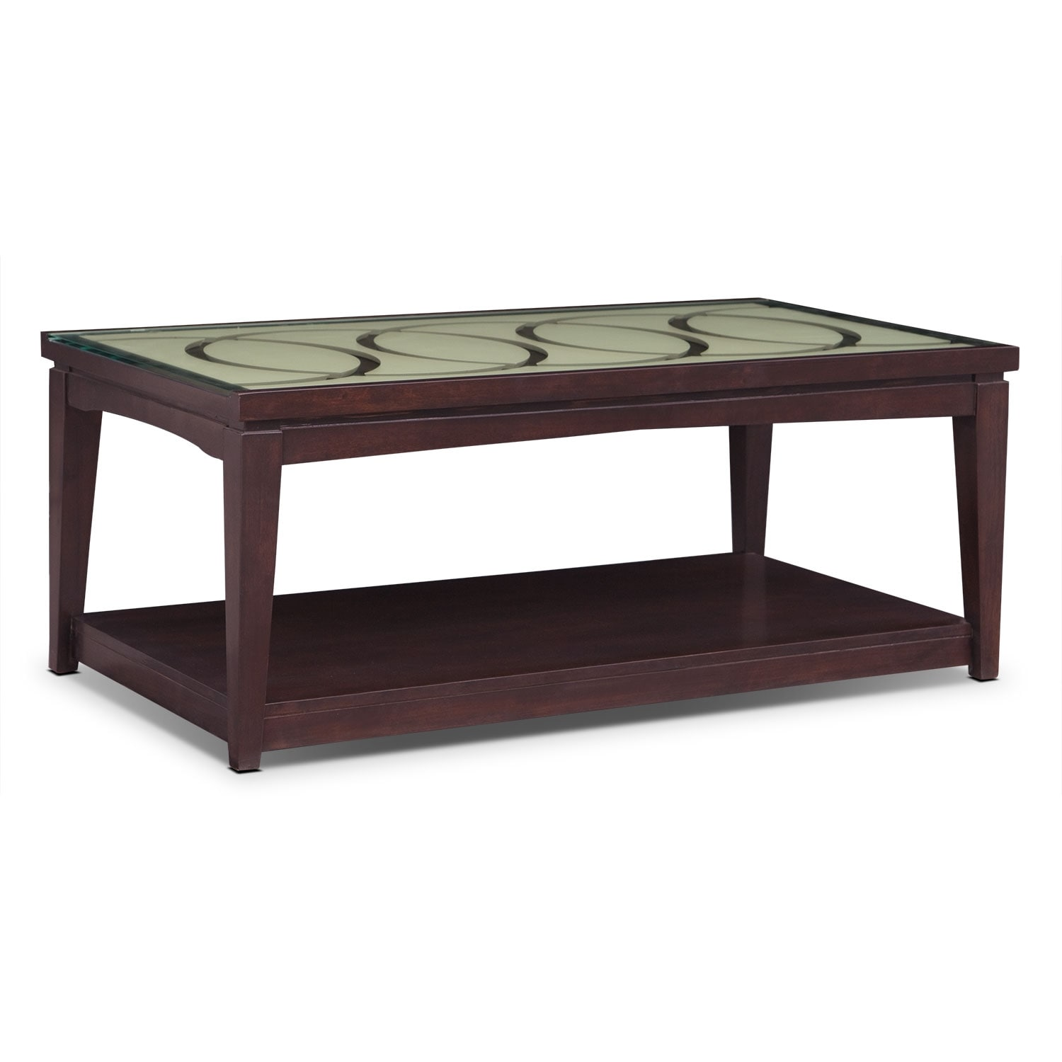 Accent and Occasional Furniture - Cosmo Cocktail Table