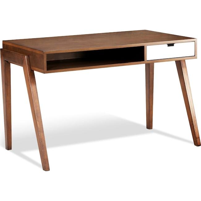 Home Office Furniture - Bradford Desk - Walnut