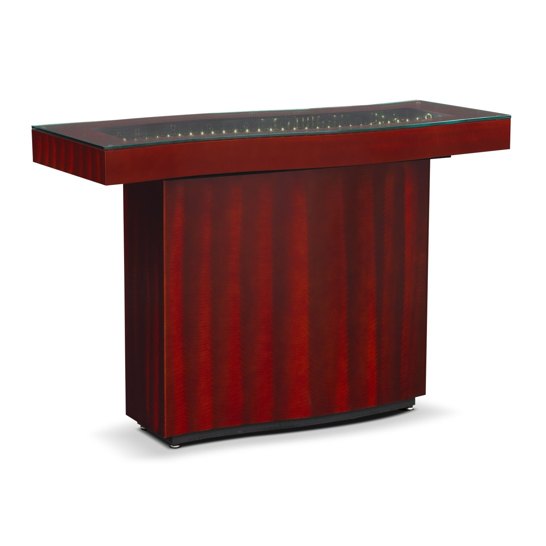 [Wave Sofa Table]