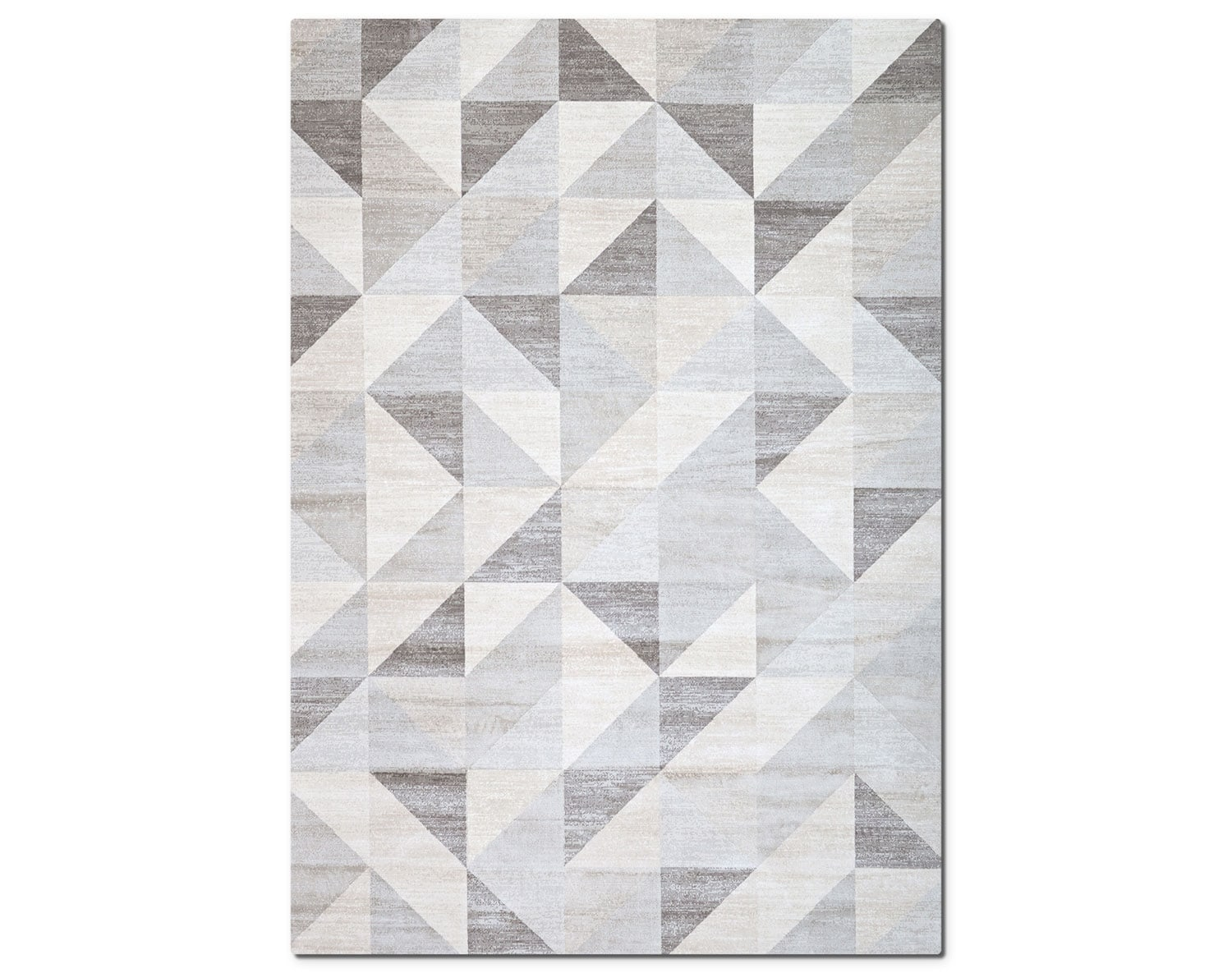 The Sonoma Collection - Gray Triangles