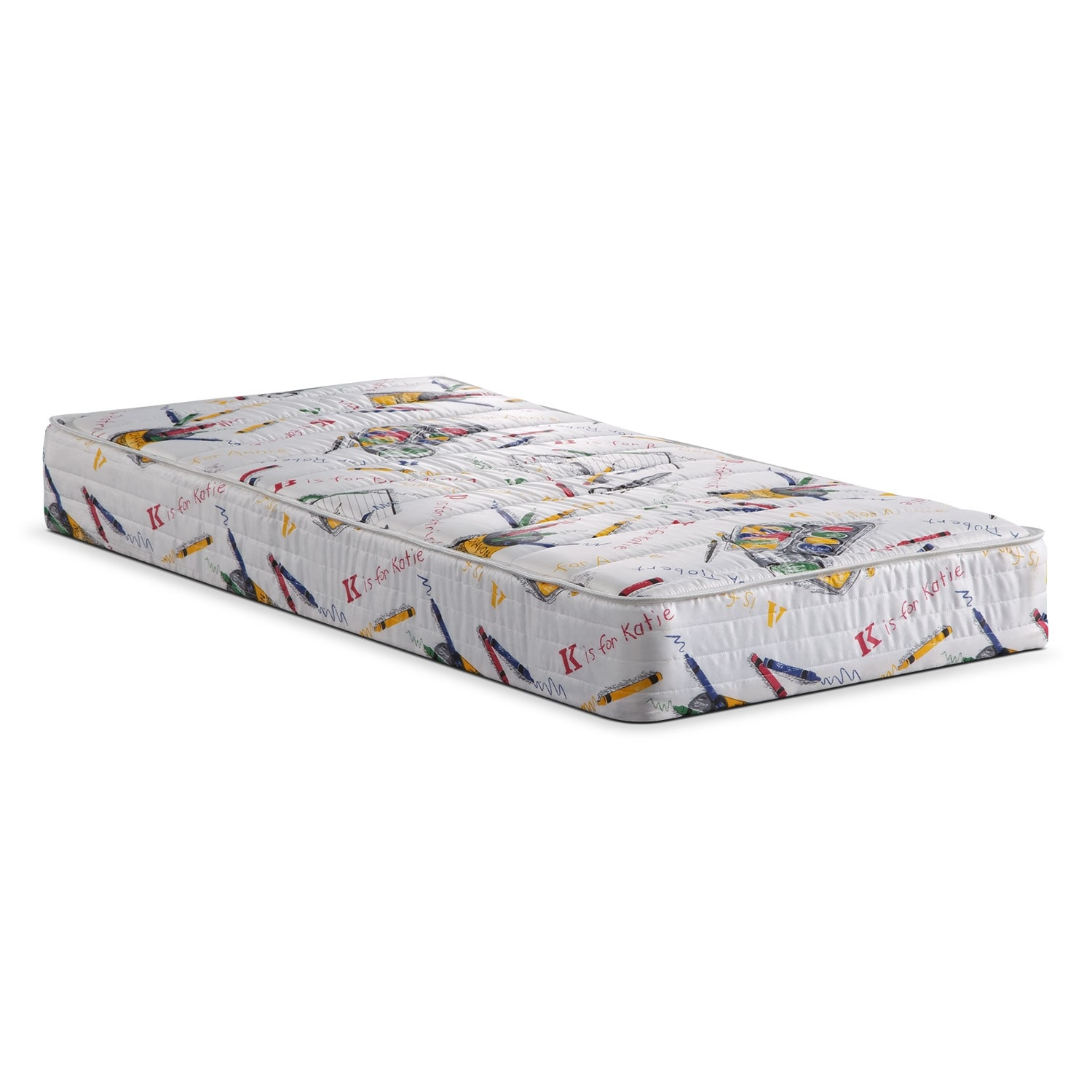 Mattresses and Bedding - Innerspring Bunkie Full Mattress/Bunkie Board