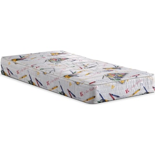 Youth Bunkie/Innerspring Twin Mattress