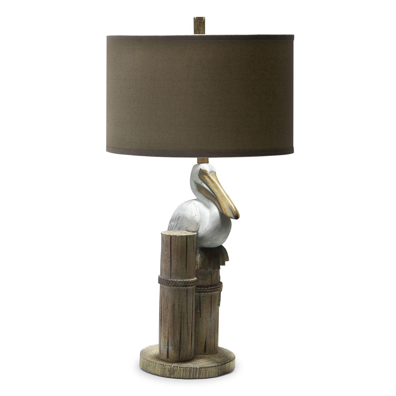 Home Accessories - Pelican Table Lamp