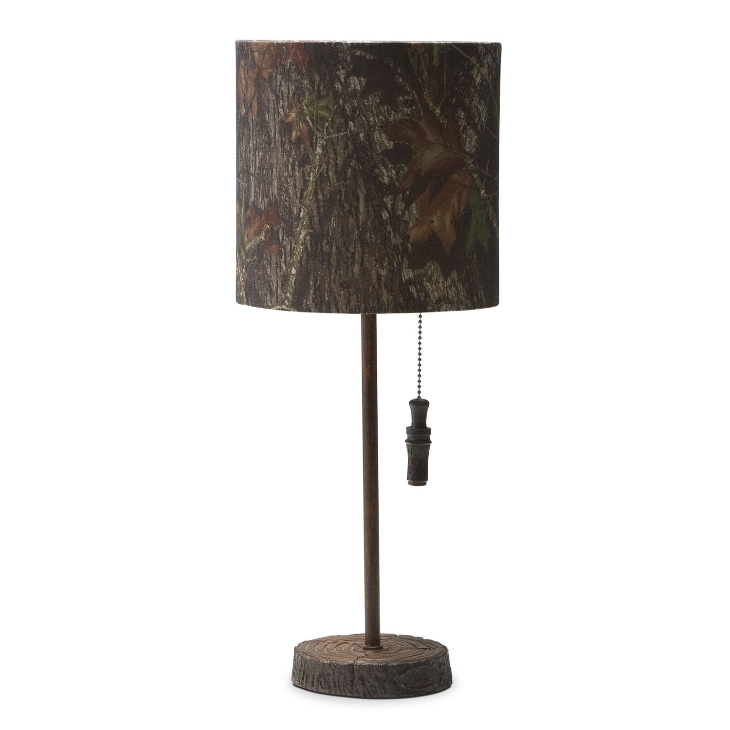 Kids Furniture - Youth Camo Table Lamp