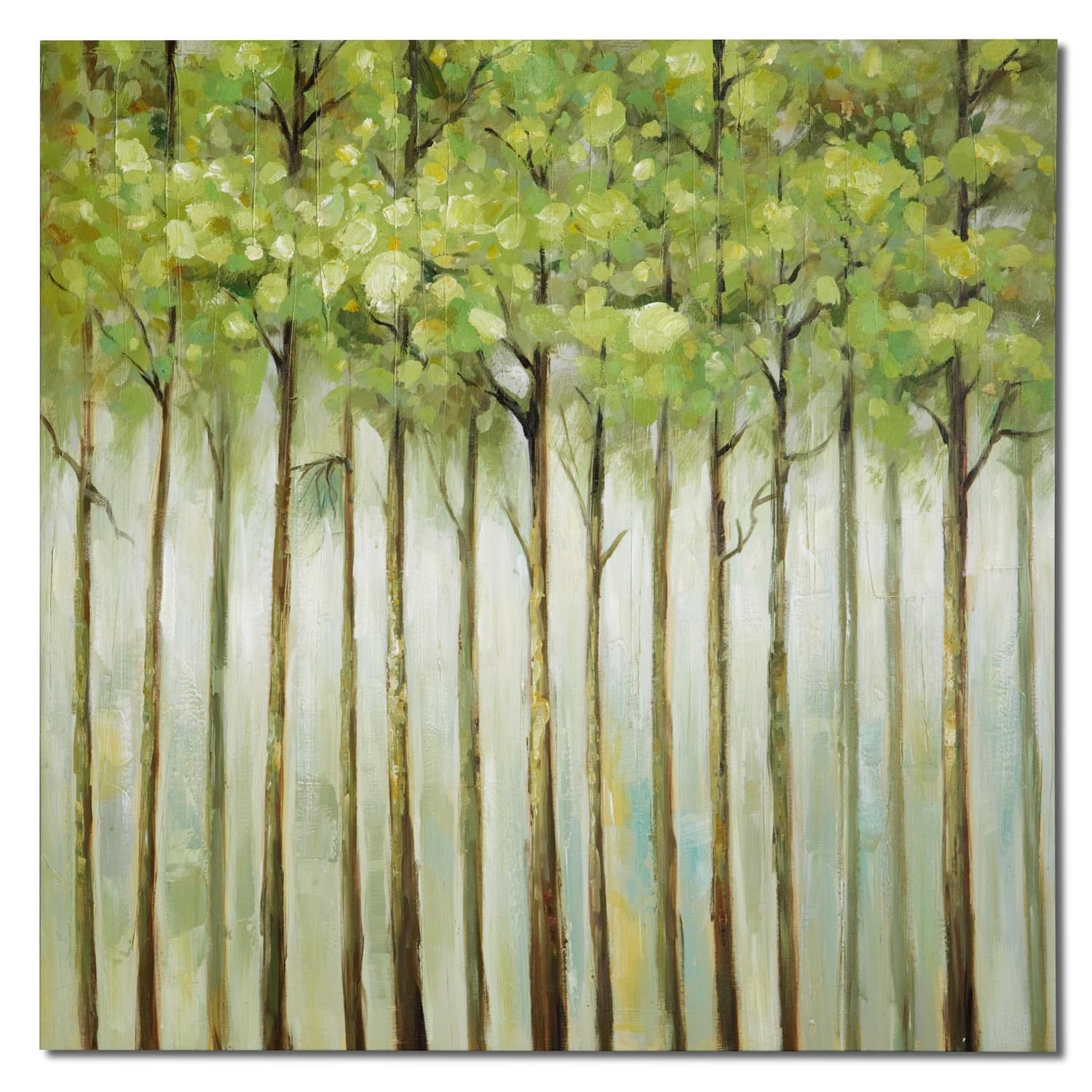 Home Accessories - Forest Trees Canvas Print