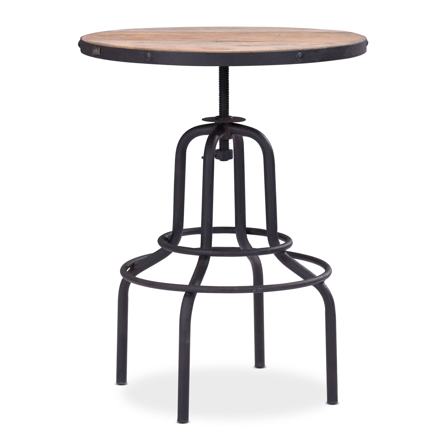 [Elston Adjustable Table]