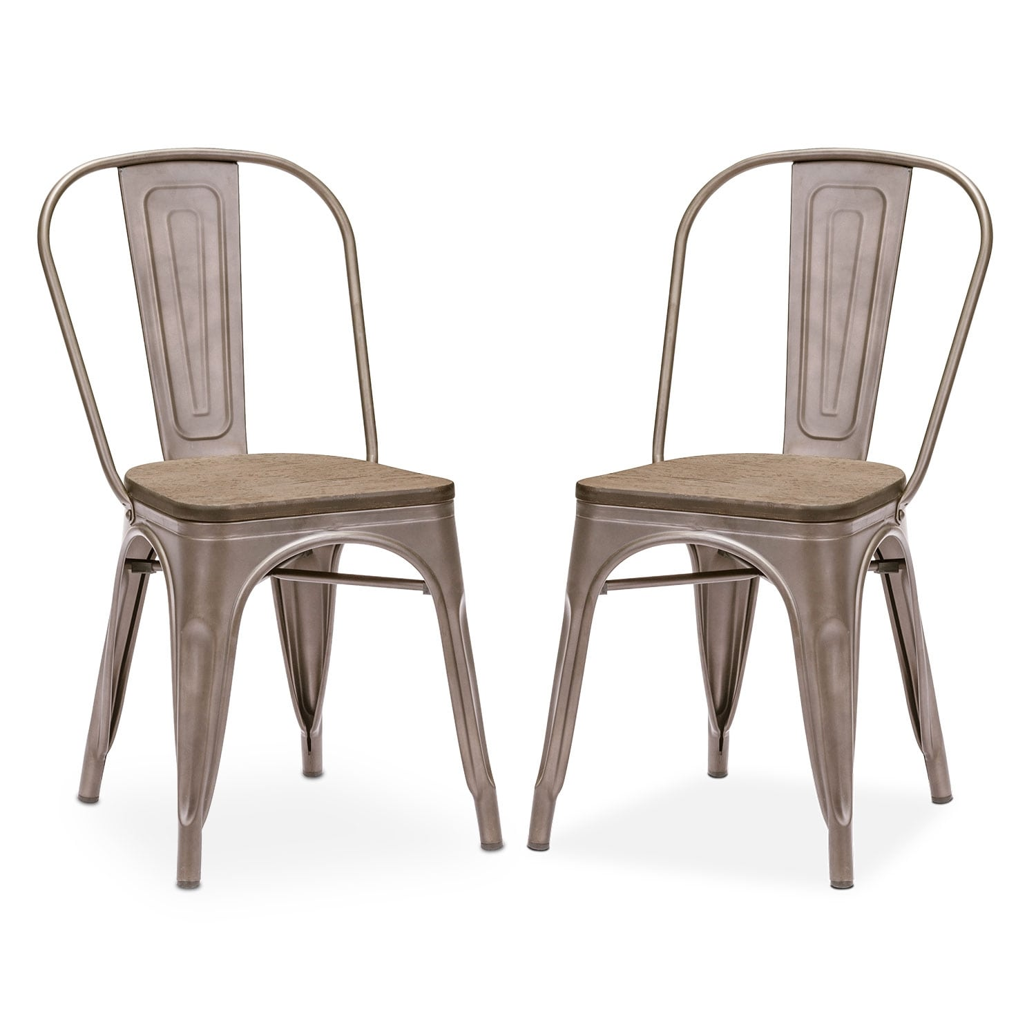 Rustica 2-Pack Chairs
