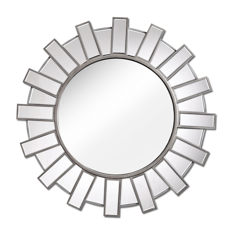 Bunton Mirror - Metallic