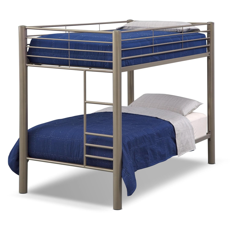 [Combi III Twin Bunk Bed]