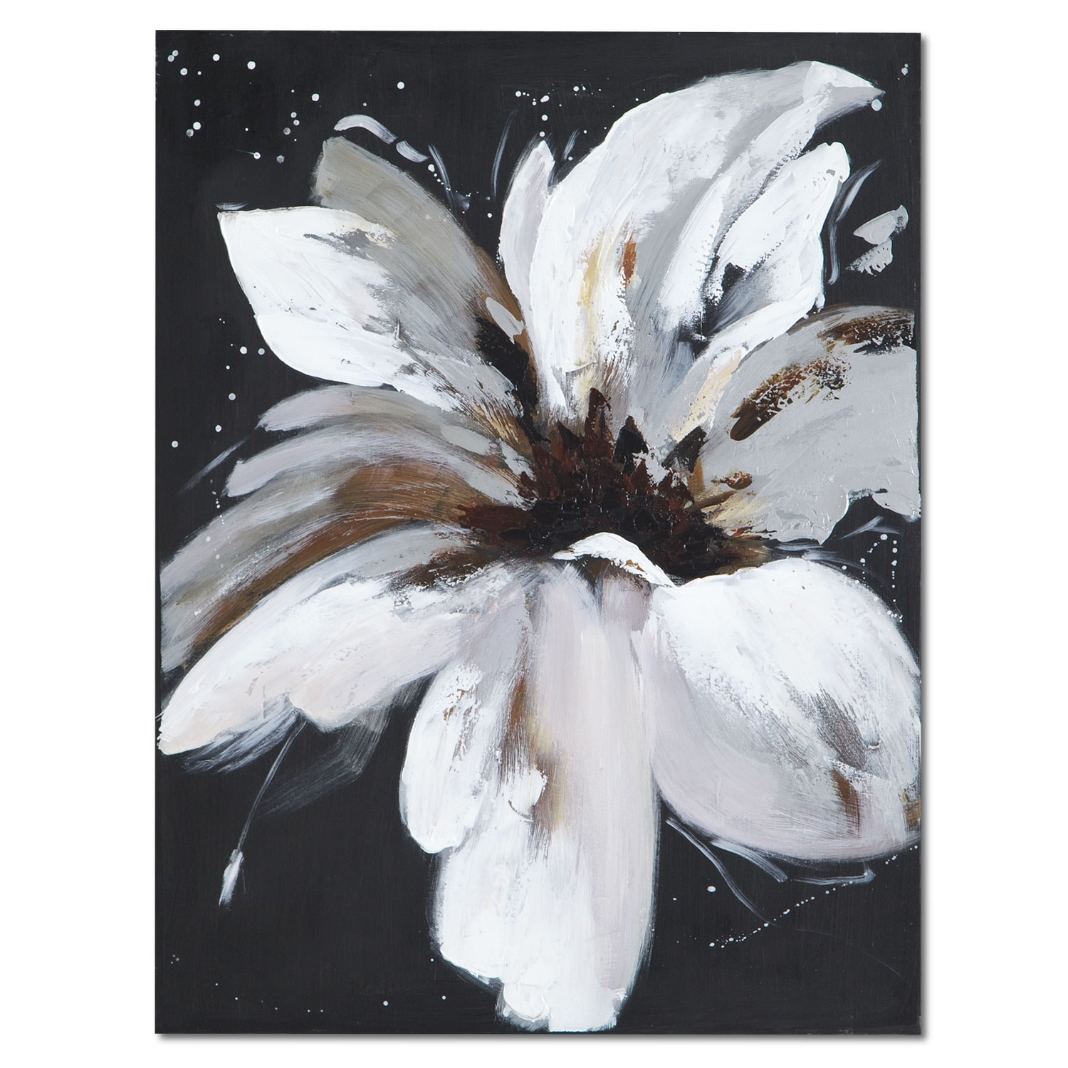 Home Accessories - Flower Blossom II Canvas Print