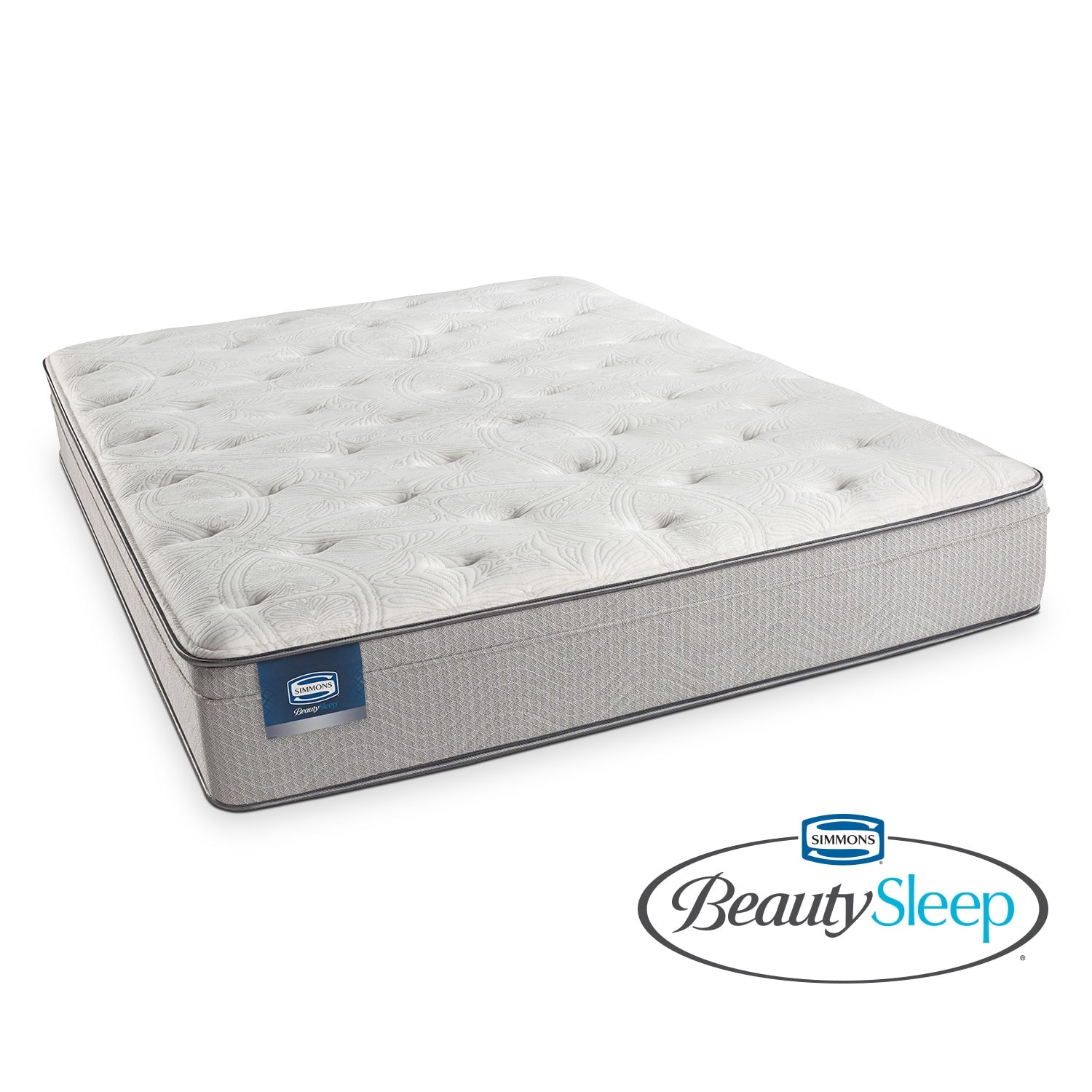 Canal St. Plush Twin Mattress