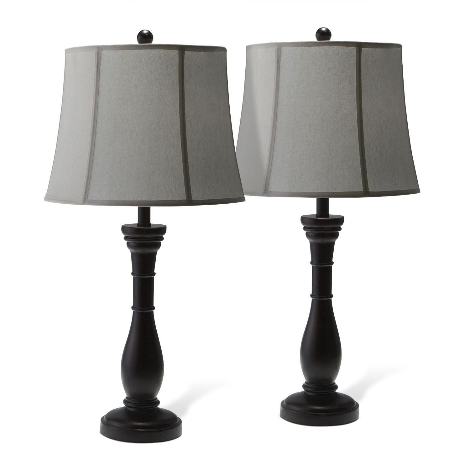 Image Of Item Annette 2 Pack Table Lamp Set