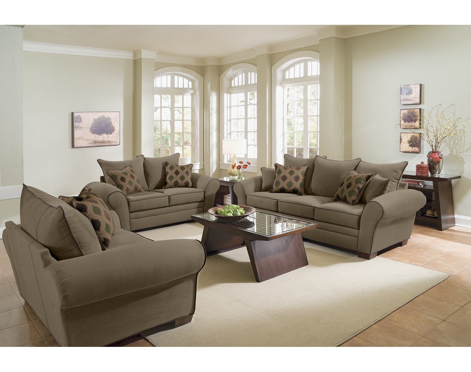 The Rendezvous Collection Olive Value City Furniture