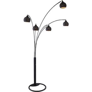 Black Holes Floor Lamp