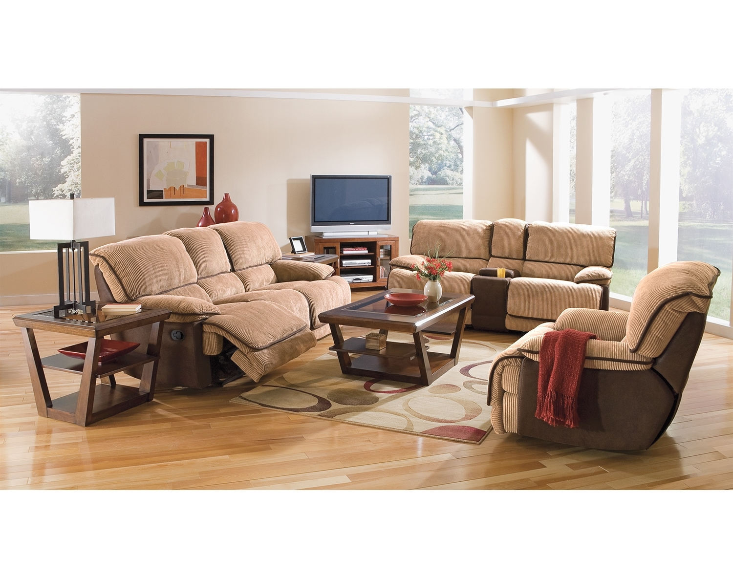 Value City Living Room Furniture The Laguna Collection Camel Value City Furniture