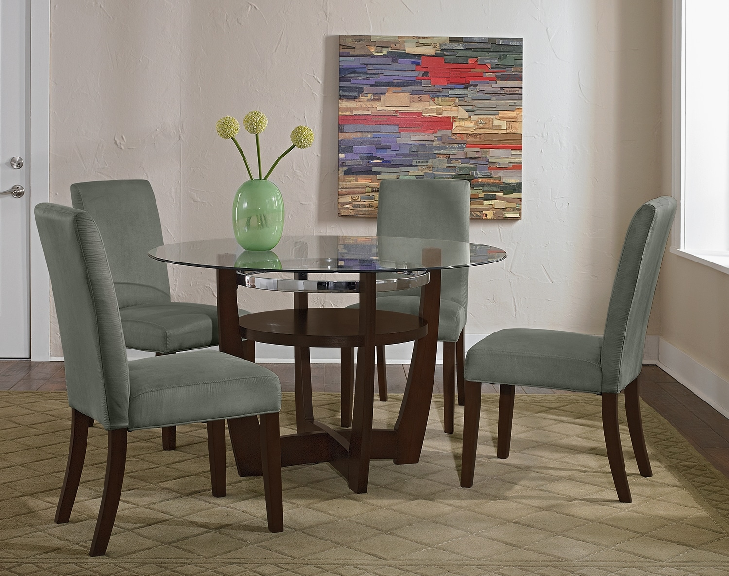 the alcove collection - sage | value city furniture