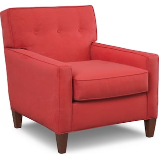 Soho Chair - Red