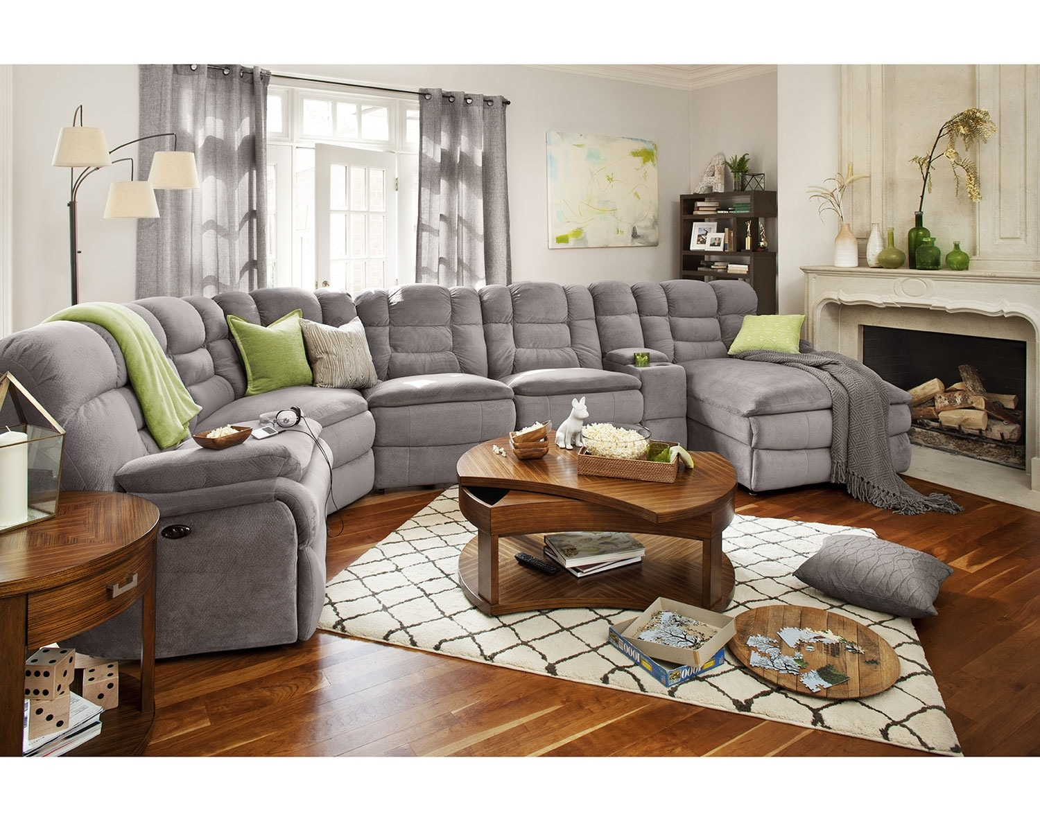 The Big Softie Collection - Gray