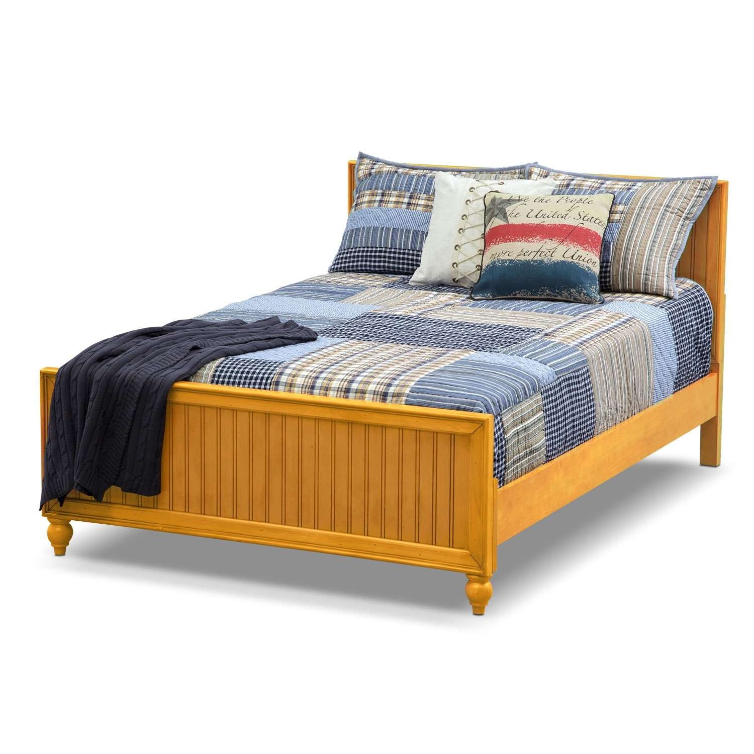 Shop Full Size Beds Value City Furniture