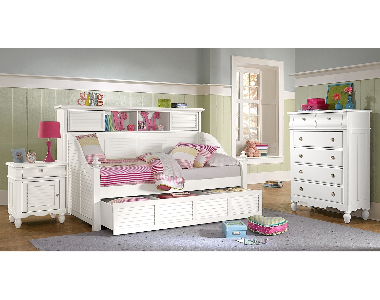 Daybeds Futons Bedroom Furniture Value City Furniture and