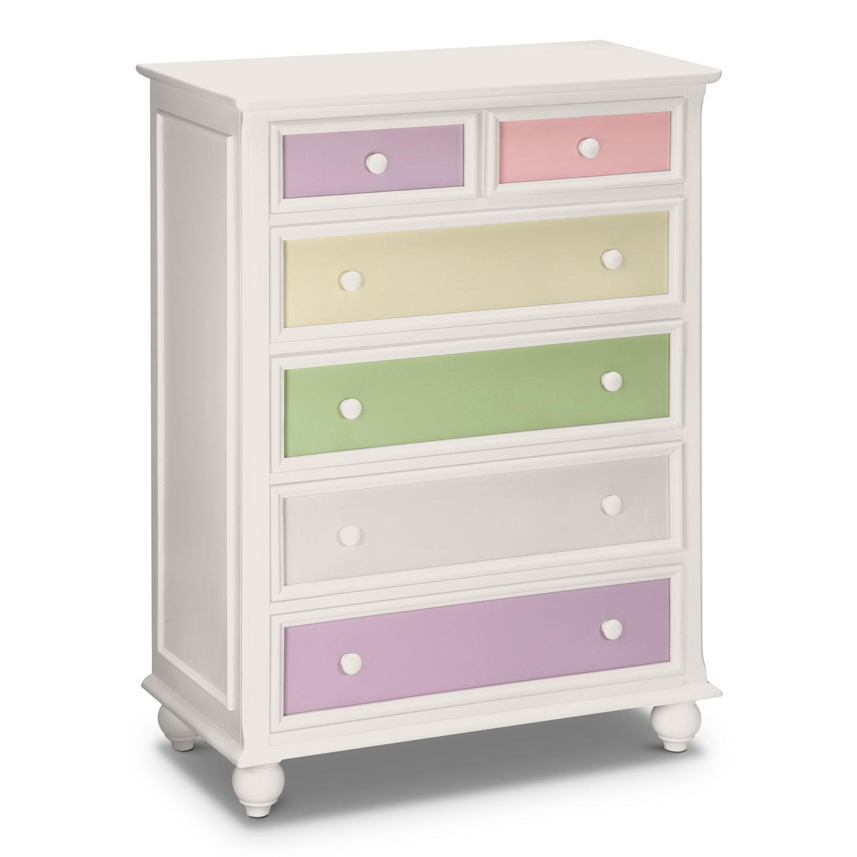 Kids Furniture - Colorworks Chest