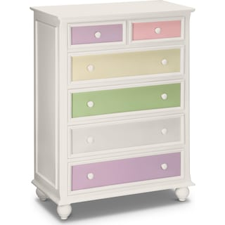 Colorworks Chest - White