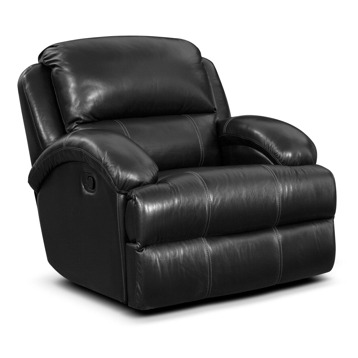 Living Room Furniture - Nolan II Glider Recliner