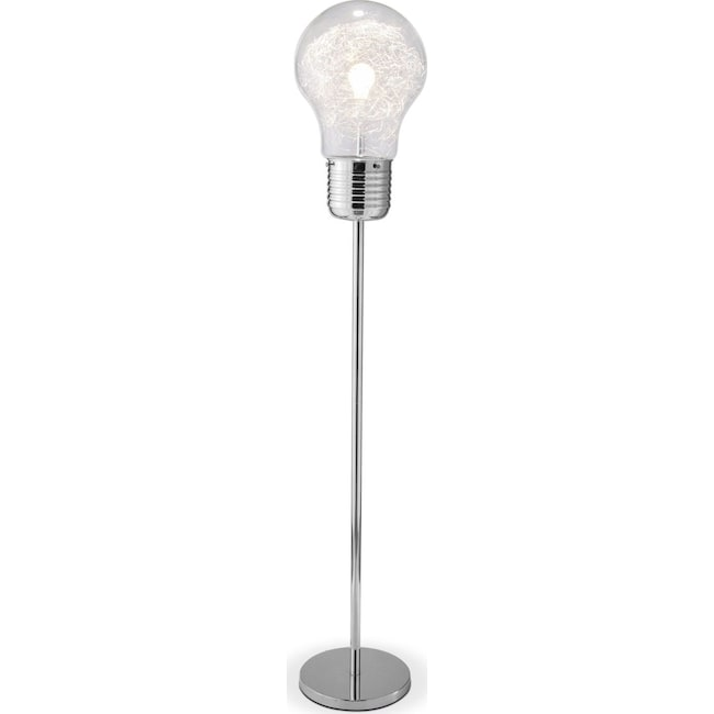 Home Accessories - Light Bulb Floor Lamp