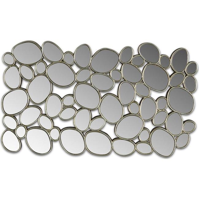 Home Accessories - Circle Orb Mirror