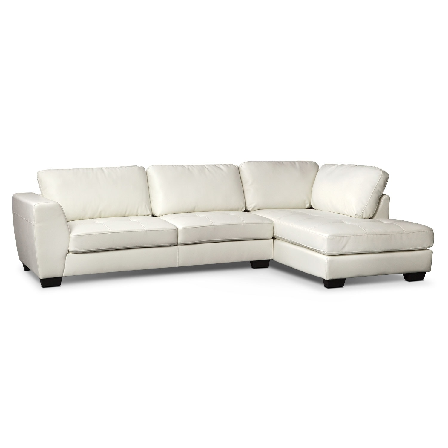 Ciera III 2 Pc. Sectional (Reverse)