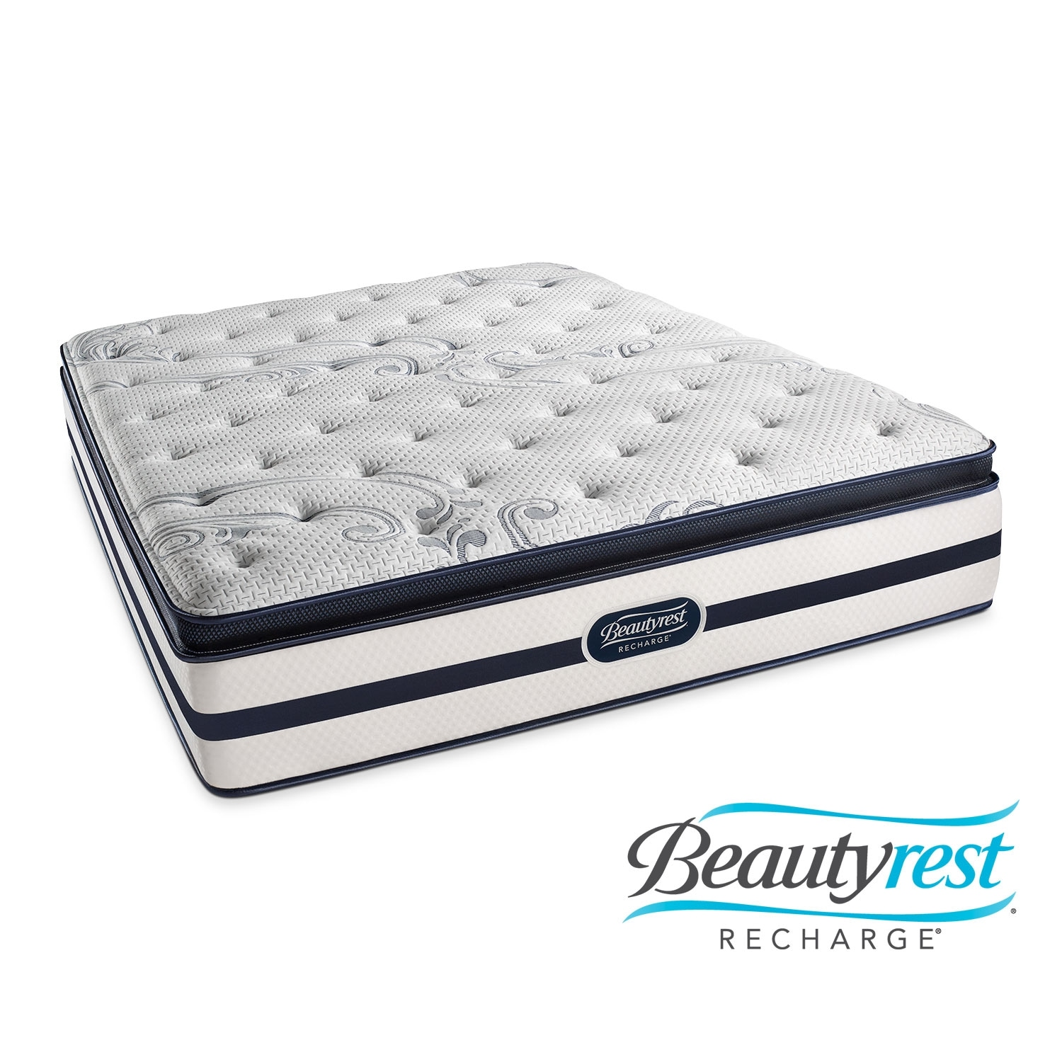 Mattresses and Bedding - Alisa Plush PT King Mattress