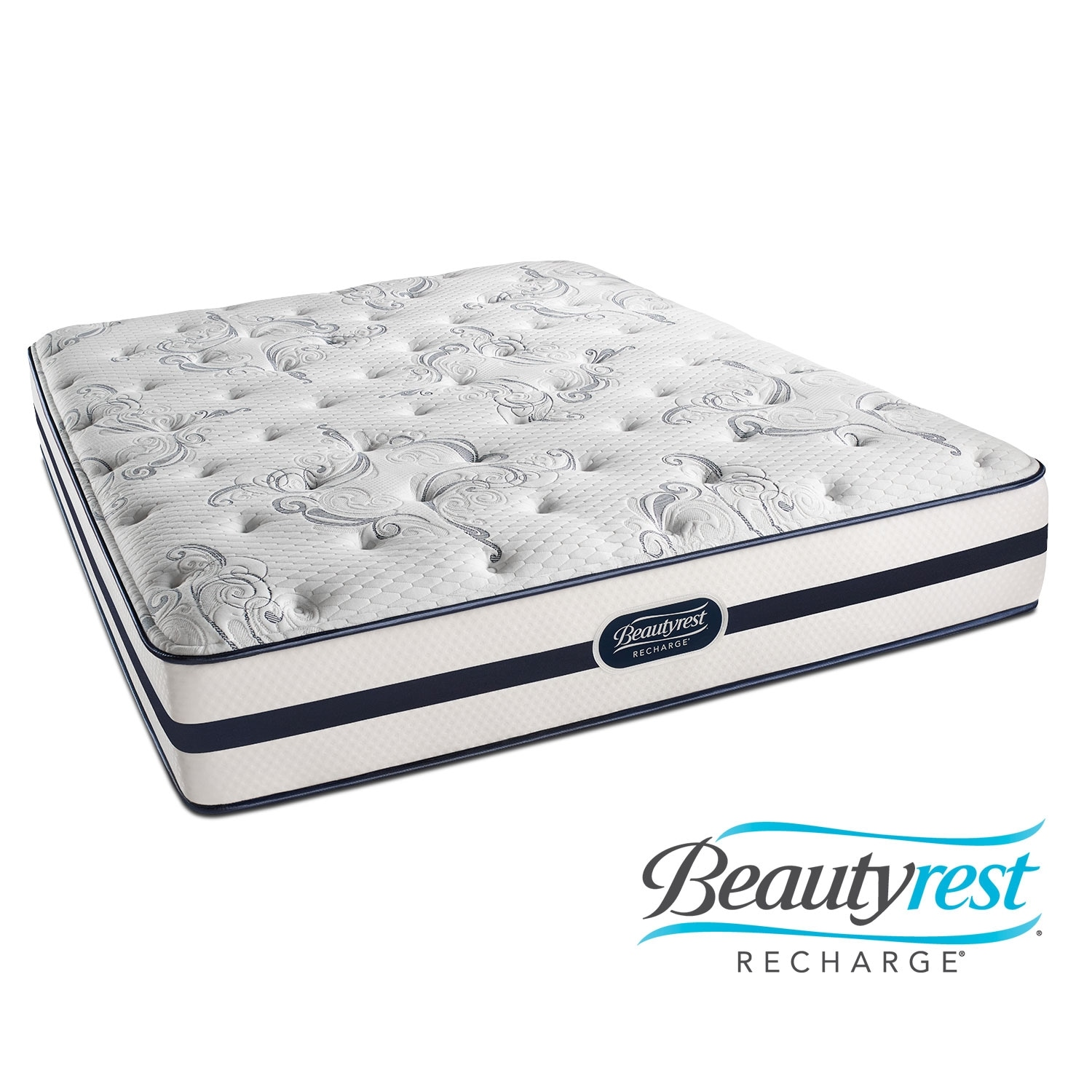 Mattresses and Bedding - Justine Plush Queen Mattress