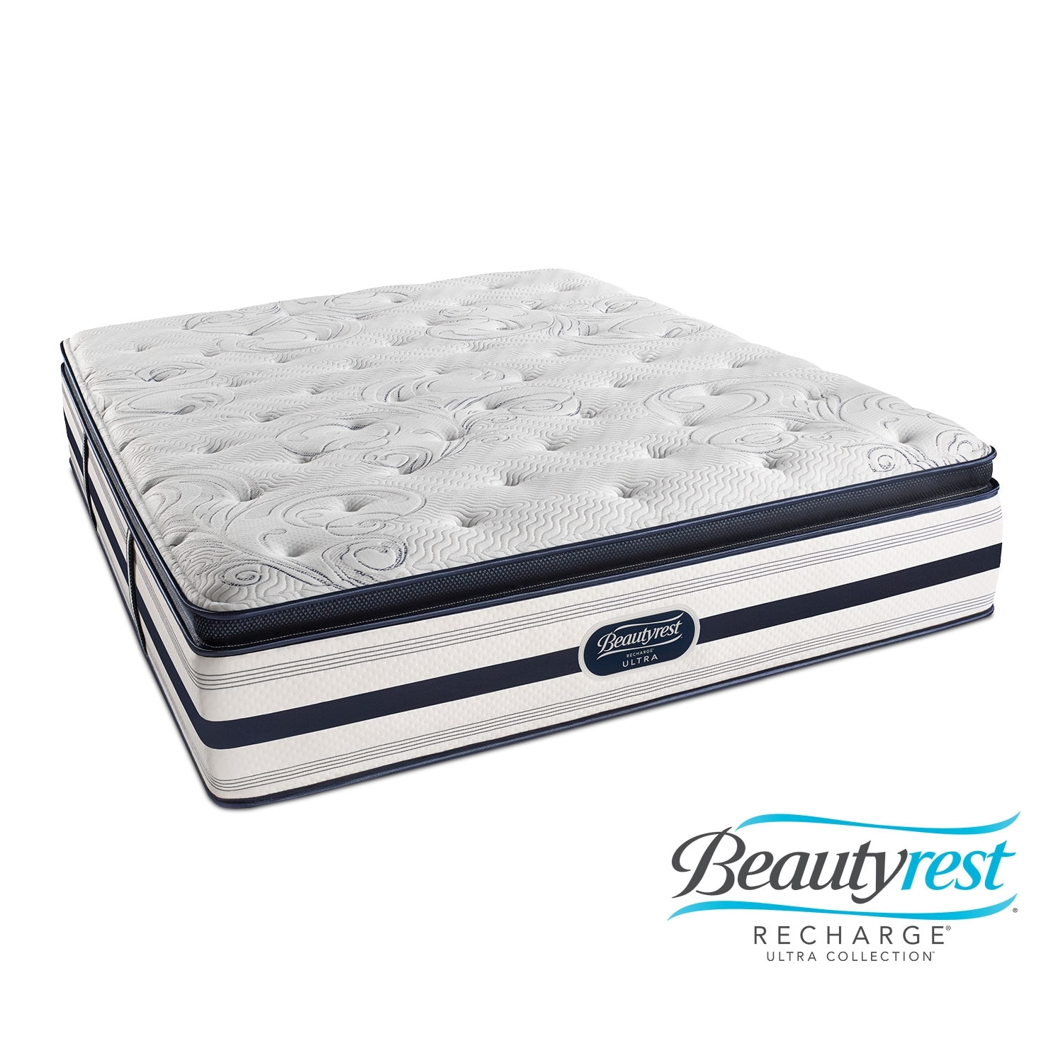 Cerise Luxury Firm King Mattress
