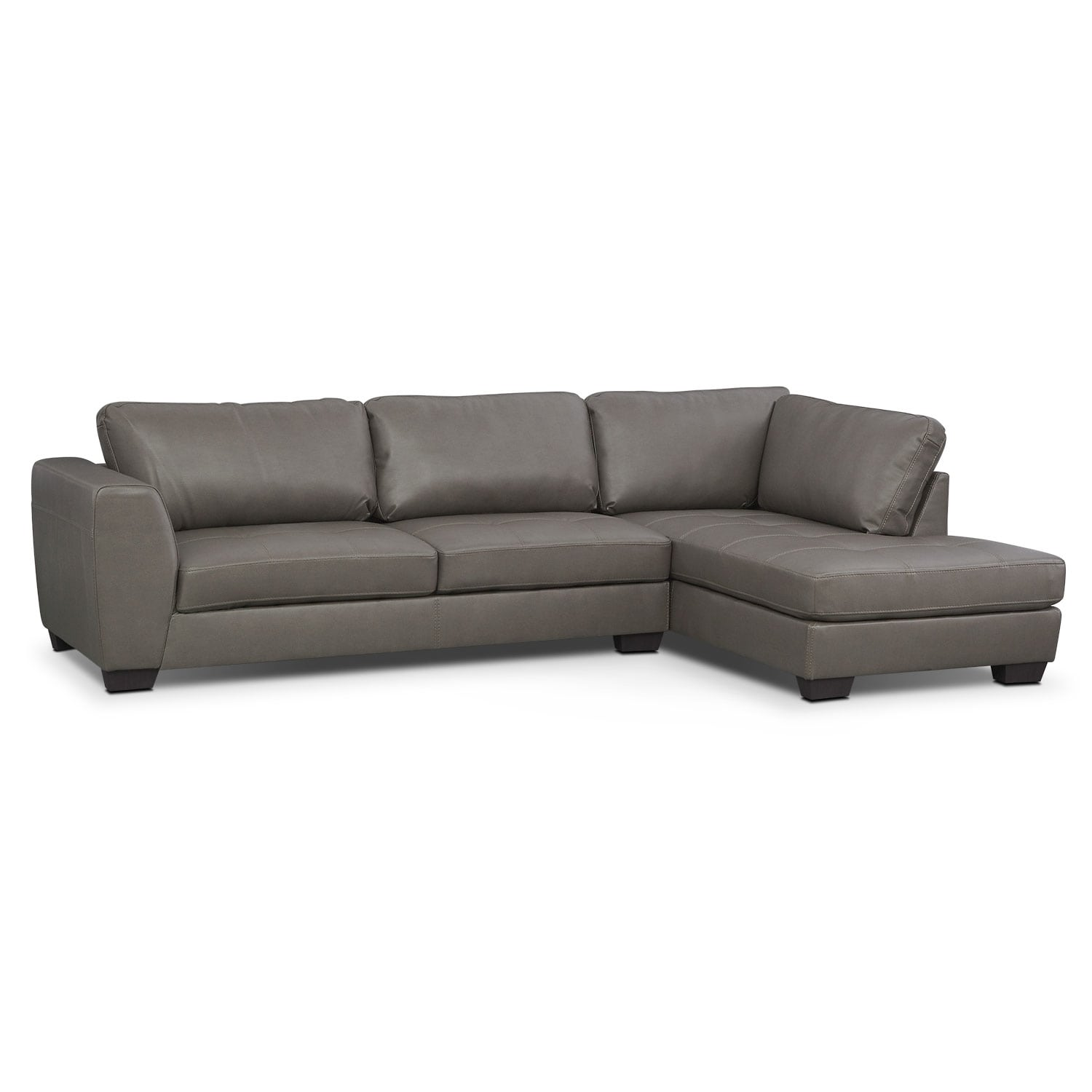 Ciera IV 2 Pc. Sectional (Reverse)