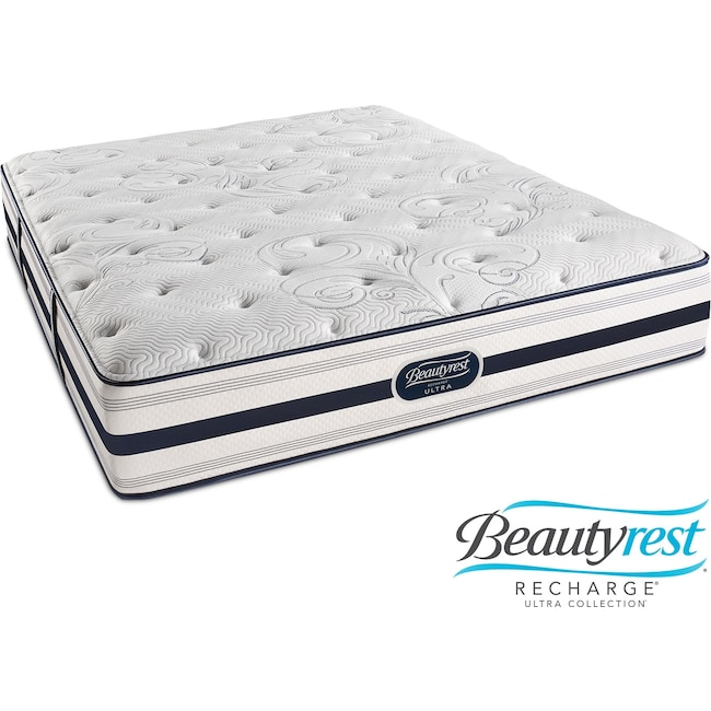 Mattresses and Bedding - Cerise Plush Queen Mattress